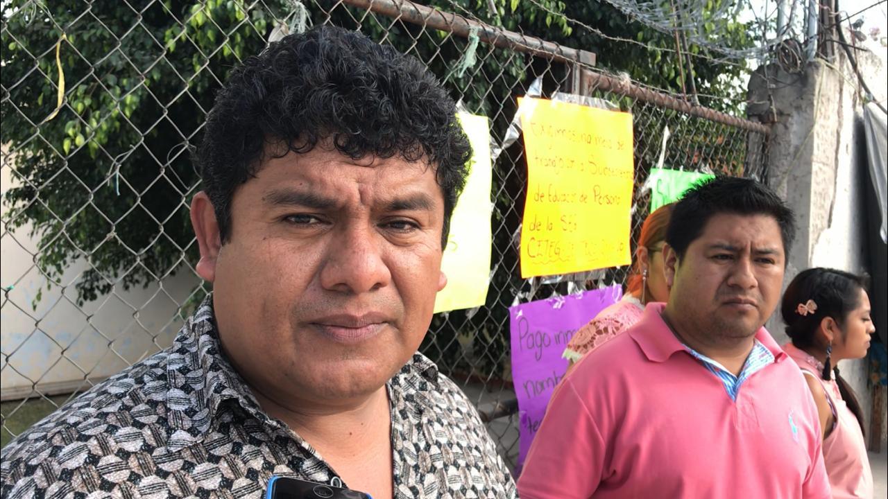 Anuncia CETEG-Montaña Baja, movilizaciones en Chilpancingo