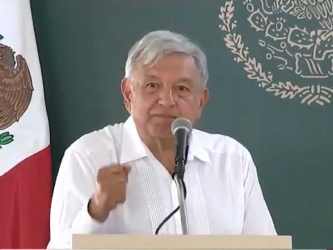 El pueblo se cansa: López Obrador