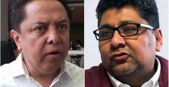 Se fragmenta grupo político de Pablo Sandoval en Morena, por la gubernatura de 2021