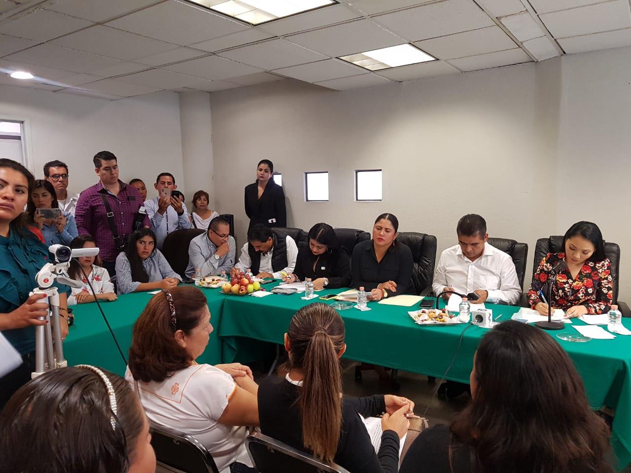 """Congreso de Guerrero a AMLO: """"no mate el programa de Estancias Infantiles"""""""