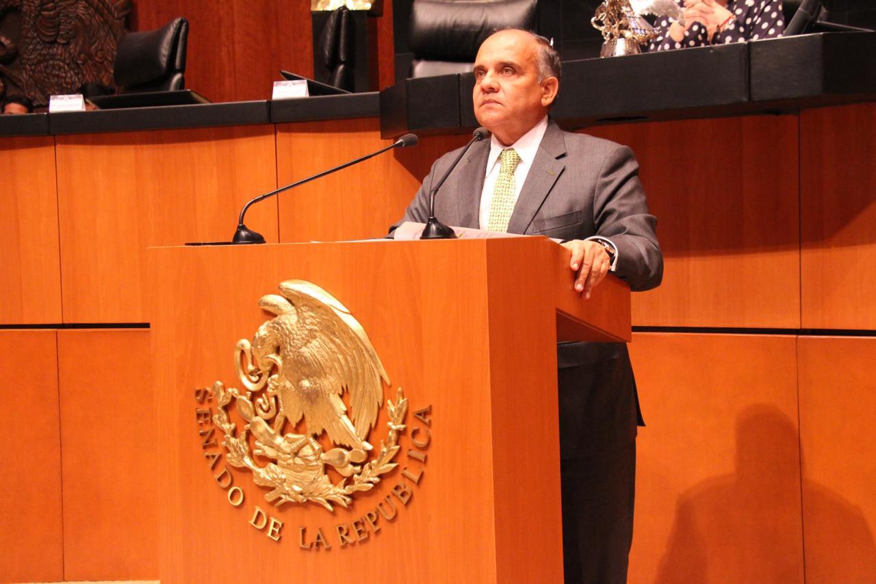 El Senador Manuel Añorve, desde el Senado de la República, pide reconsiderar el incremento al peaje en la autopista del sol