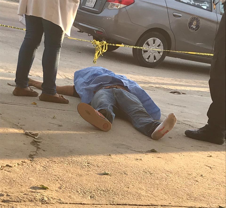 Muere atropellado un hombre, en Acapulco