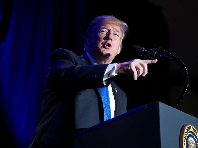 Trump declarará emergencia nacional para construir el muro