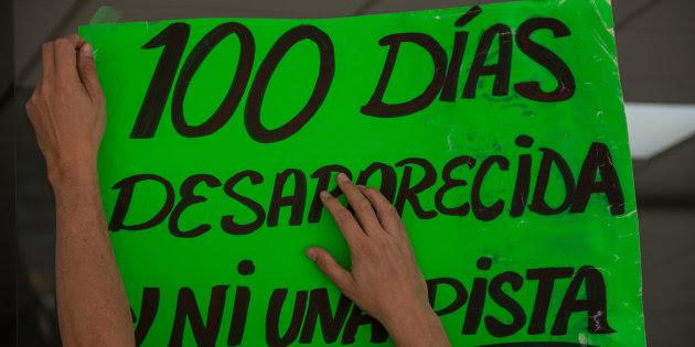 Ser mujer y desaparecer en el Edomex: 3 mil 686 casos en solo seis años