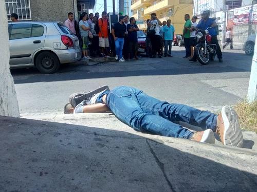 Asesinan a joven a unos metros de la Costera, en Acapulco