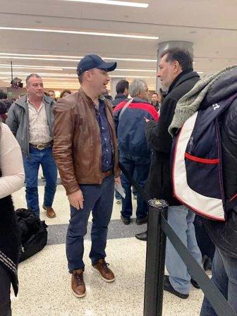 Fernández Noroña prefiere Las Vegas a Venezuela para divertirse