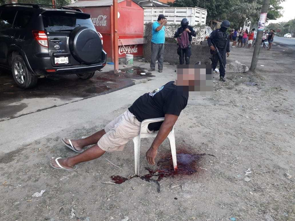 En hospital, muere comerciante de Acapulco; fue baleado en un autolavado