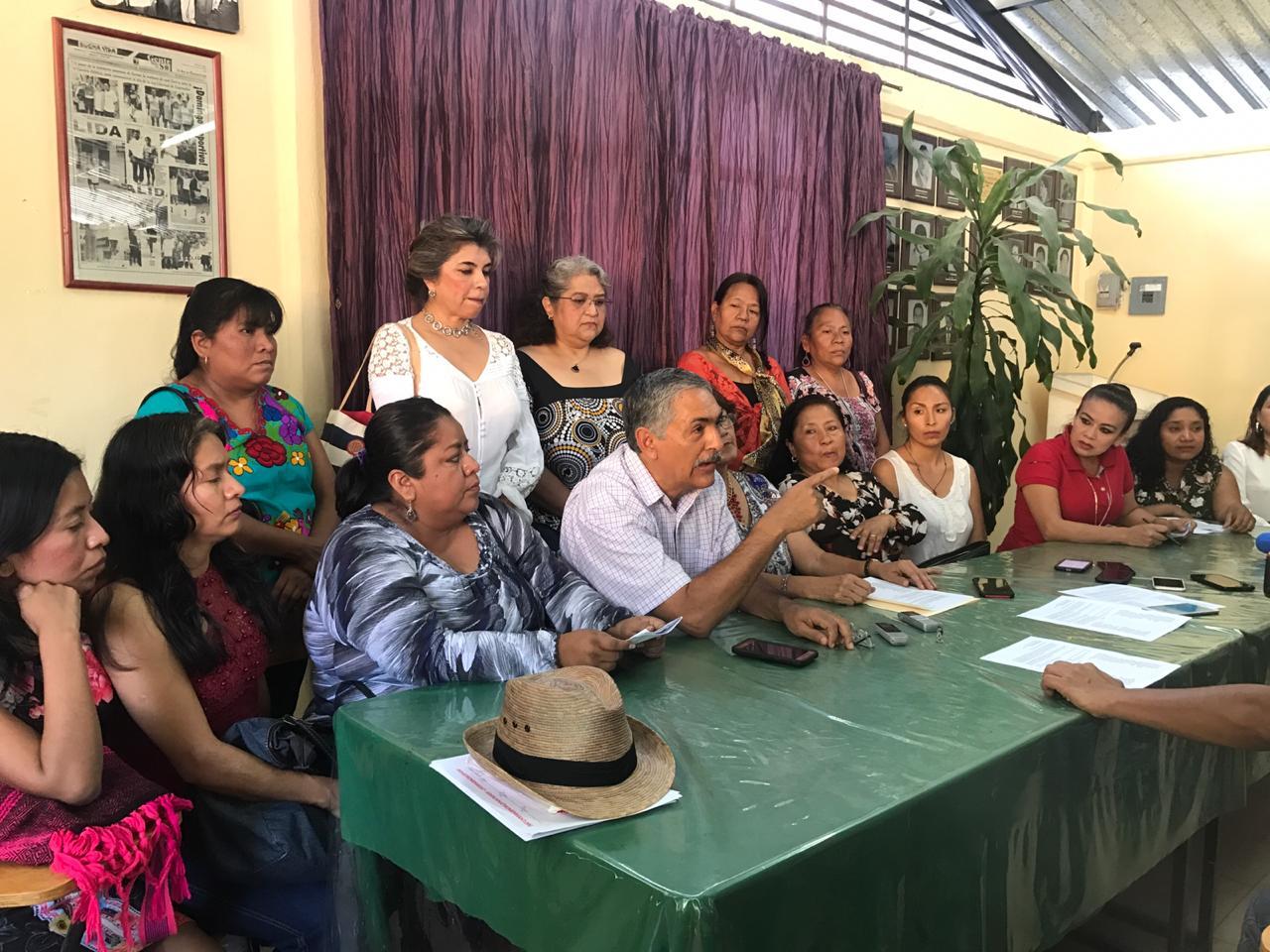UPOEG, involucrada en desaparición de líderes de la OPIM: ONG's