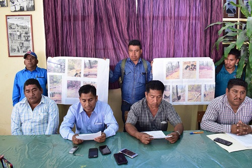 Enfrentamientos y daño ambiental a dejado conflicto agrario en la montaña; las autoridades, omisas