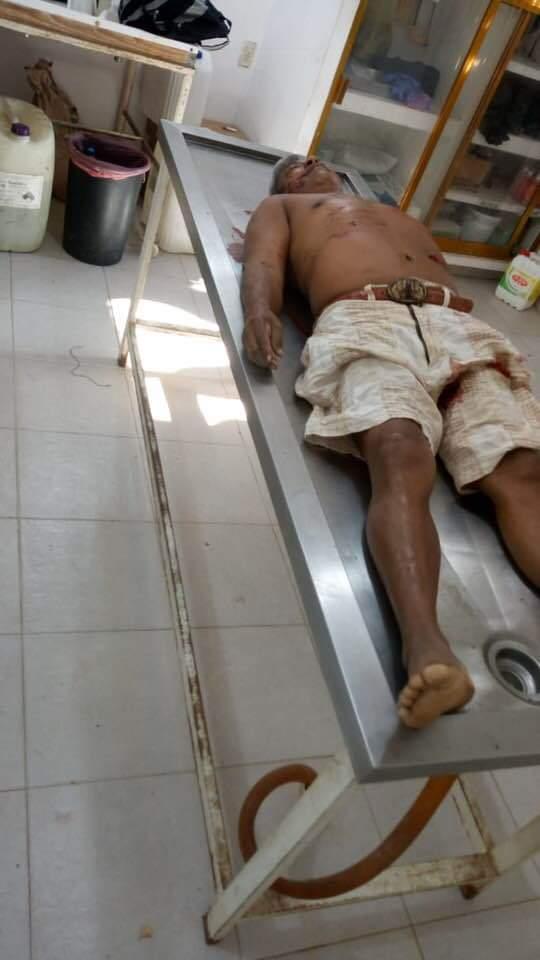 Asesinan a dos hombres en comunidad de Tecpan