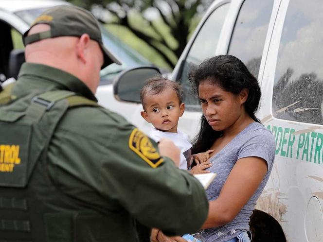 Migrantes demandan a Trump en EU por separación de familias