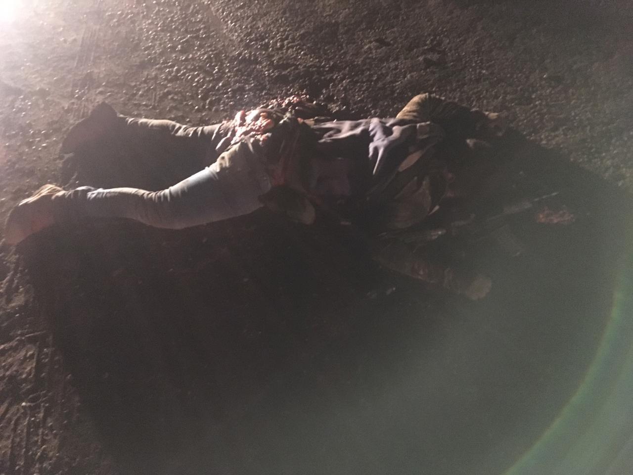 Atacan retén de la UPOEG en La Unión; dos muertos