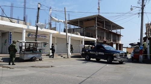 Enfrentamiento en pleno centro de San Jerónimo, Guerrero, deja herido a un regidor