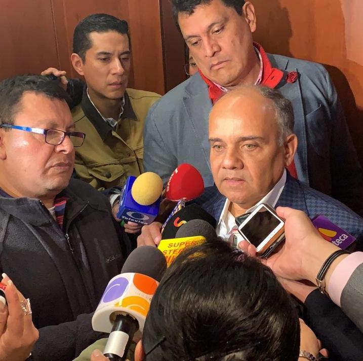 Gobierno de México estaba obligado a aceptar condiciones de Trump: Añorve