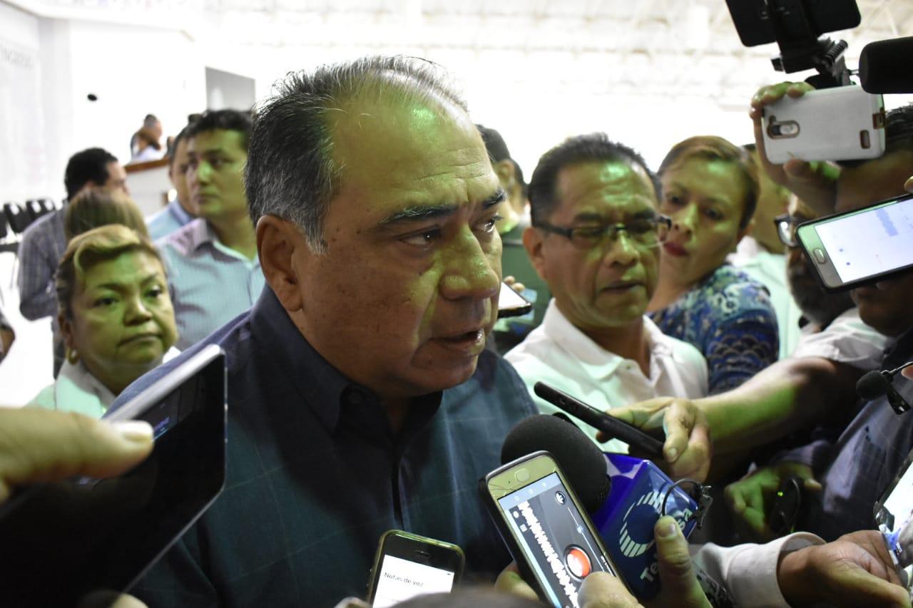 Anuncia Astudillo que pedirá colaboración de la Federación, para localizar a los líderes Me'phaa