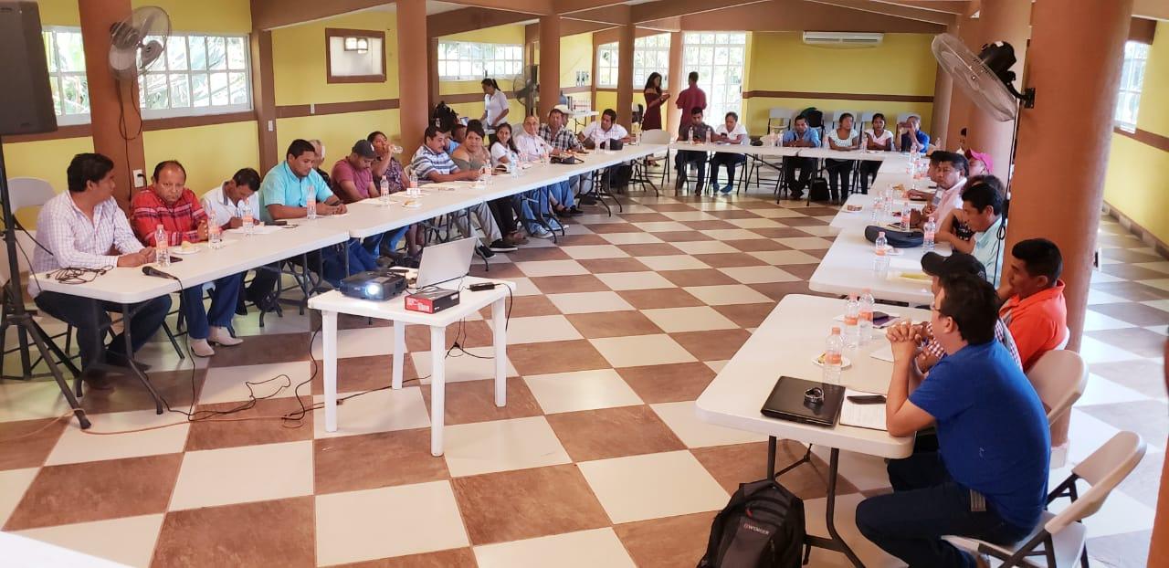 SEMAREN y FORTAMUN organizan Taller de Gestión Integral de Residuos Sólidos 2019, al que acuden ayuntamientos de la Costa Chica