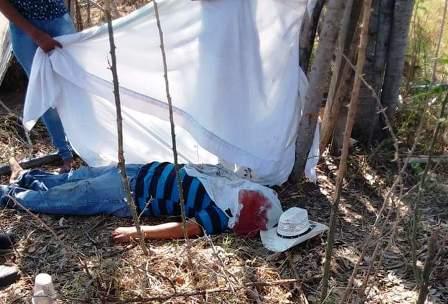 Asesinan a un campesino en Copala