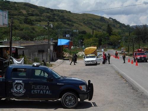 Piden al Gobernador, revise los operativos que realizan ministeriales y estatales en Chilapa