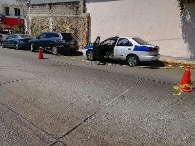 """Asesinan a un hombre y lo dejan """"encajuelado"""", en Acapulco"""
