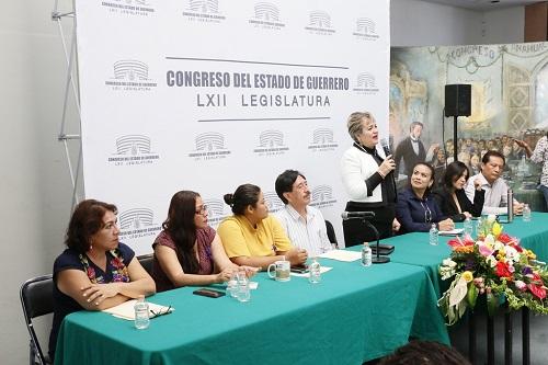 """Realiza Congreso del Estado el foro """"Mujer Guerrerense"""""""