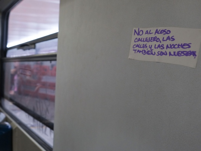 'Diario uso tenis por si tengo que correr'; mujeres hablan sobre secuestros