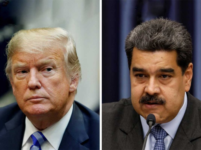 Canciller de Venezuela pide reunión entre Trump y Maduro