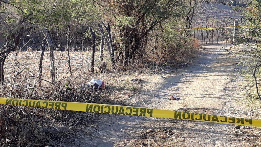 Asesinan a un hombre en comunidad de Huitzuco