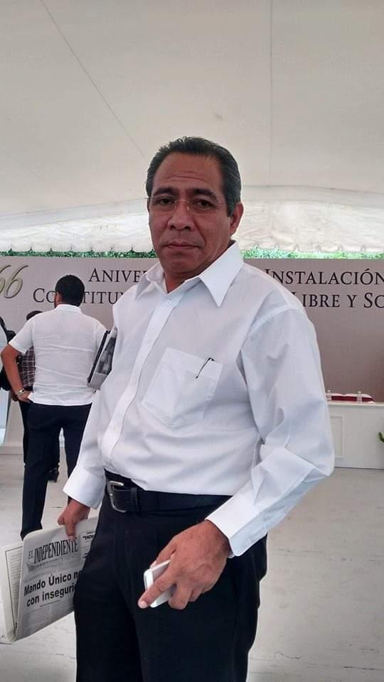 Desmiente Raymundo García que haya renunciado al PRD
