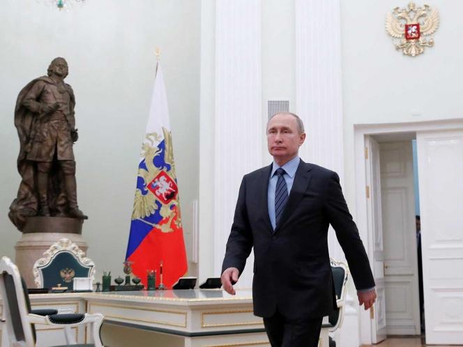 Advierte Rusia a EU que aplicará Ley del Talión en crisis nuclear