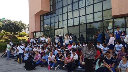 Congreso de Guerrero, cerrado al movimiento de Estancias Infantiles