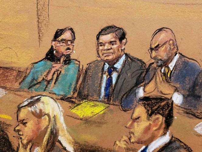Declaran culpable a 'El Chapo' Guzmán en EU; recibiría cadena perpetua
