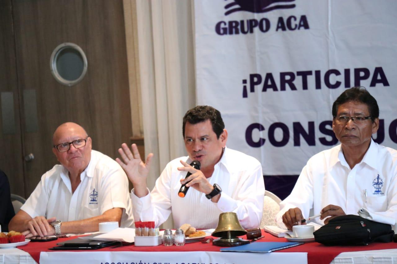 Titular de Finanzas asiste a la reunión ordinaria de la Asociación Civil Acapulco, A.C.