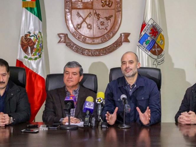 Fuerza Civil asume el control de la policía en San Pedro, NL