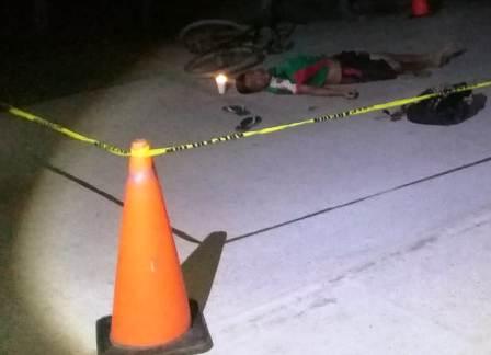 Lo asesinan por la espalda en Tecpan de Galeana