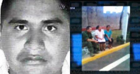 Normalista de Ayotzinapa desaparecido era infiltrado de la Sedena