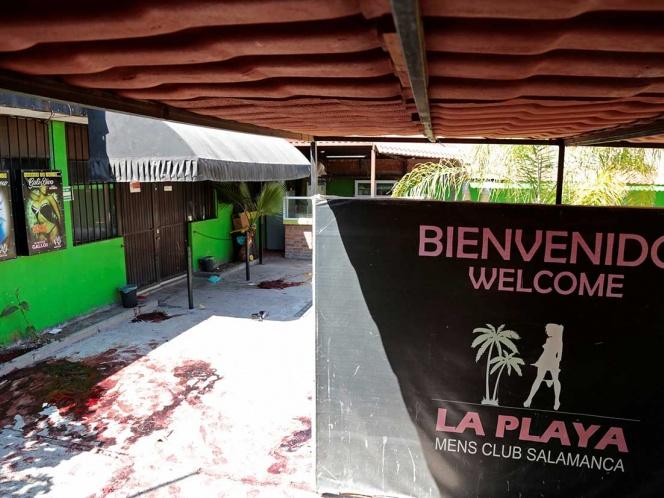 'Esto fue una masacre': testigos de ataque a table dance en Salamanca