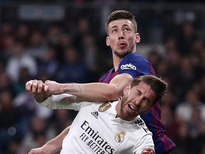 MINUTO A MINUTO: Real Madrid-Barcelona