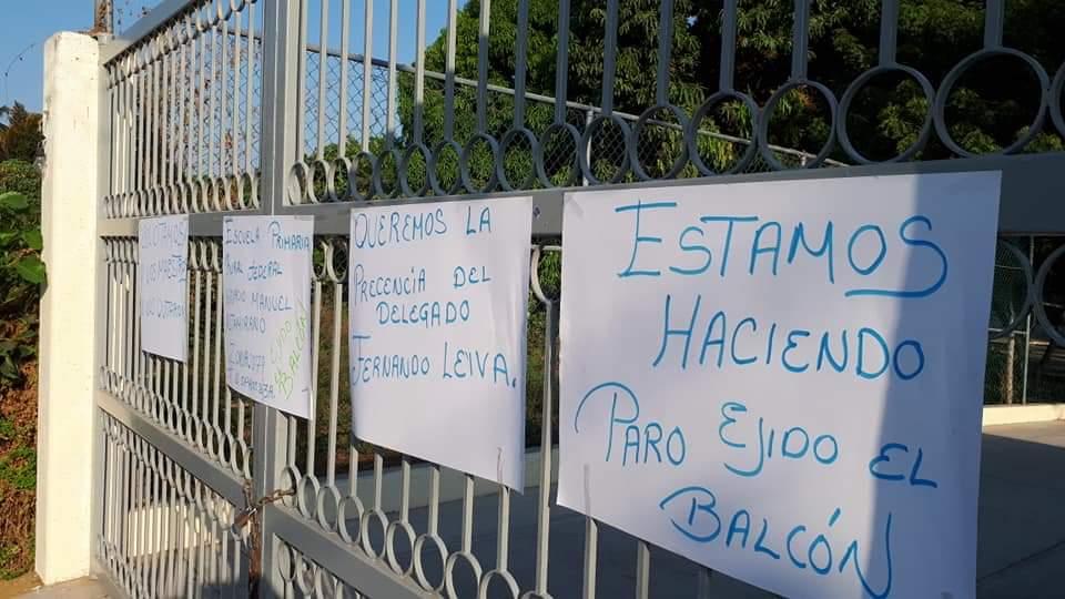 Toman oficinas regionales de la SEG en Costa Grande, por falta de maestros en la Sierra