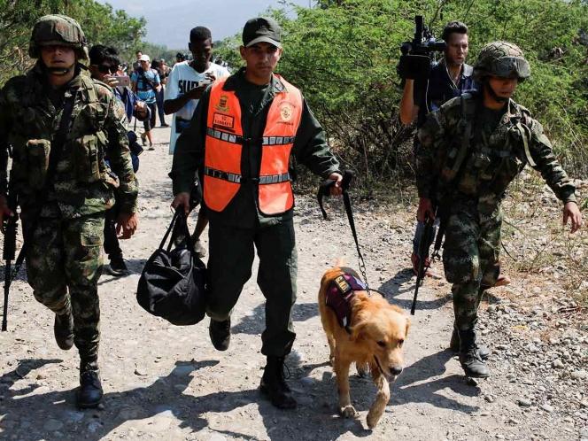 'Desertores planean incursión violenta en Venezuela': chavismo