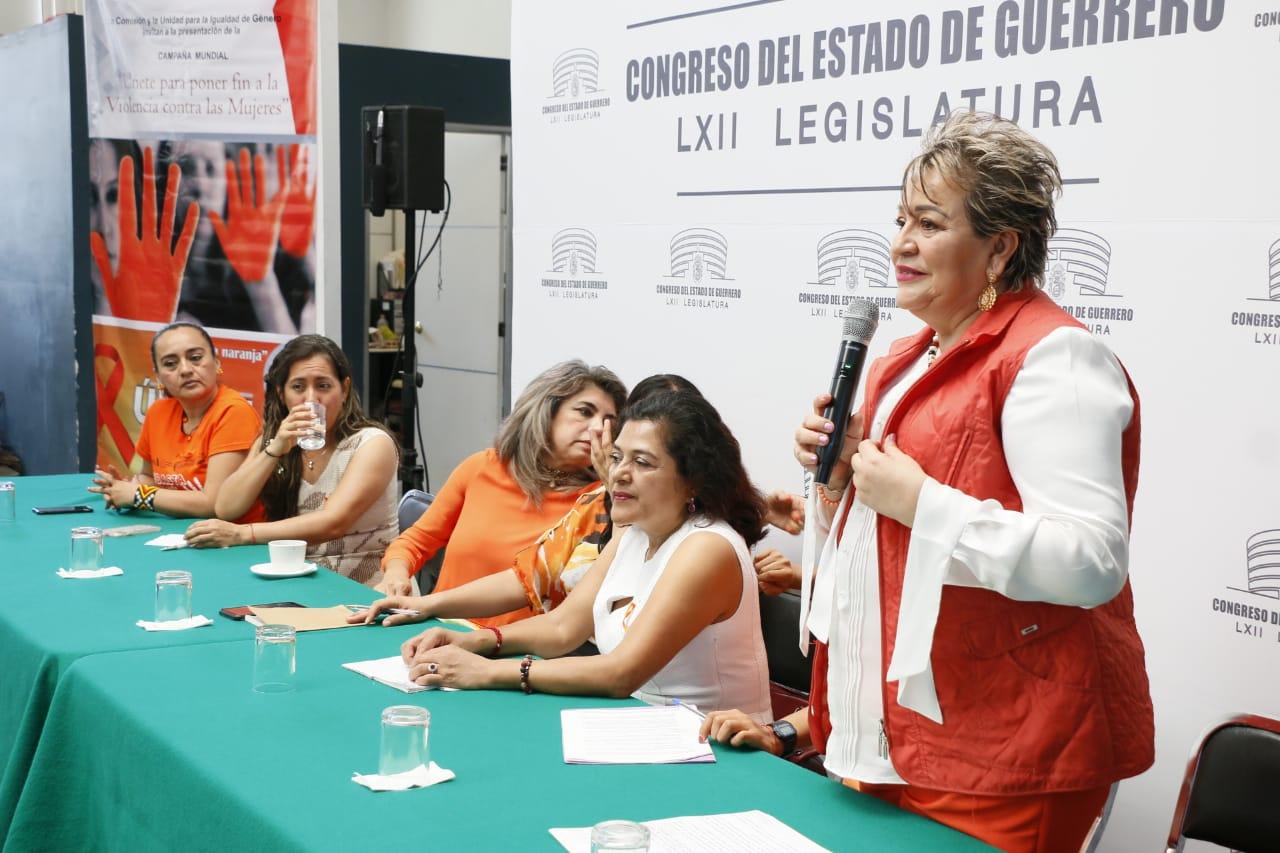 """Inauguran la campaña mundial """"Únete Para Poner Fin a la Violencia Contra las Mujeres"""""""
