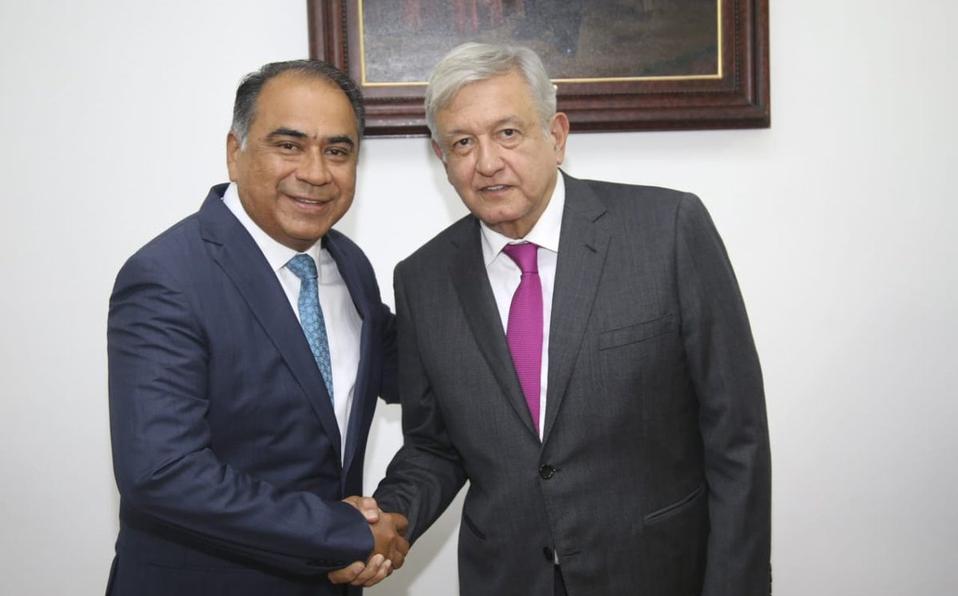Discutirá Astudillo pago a maestros fuera de nómina con López Obrador