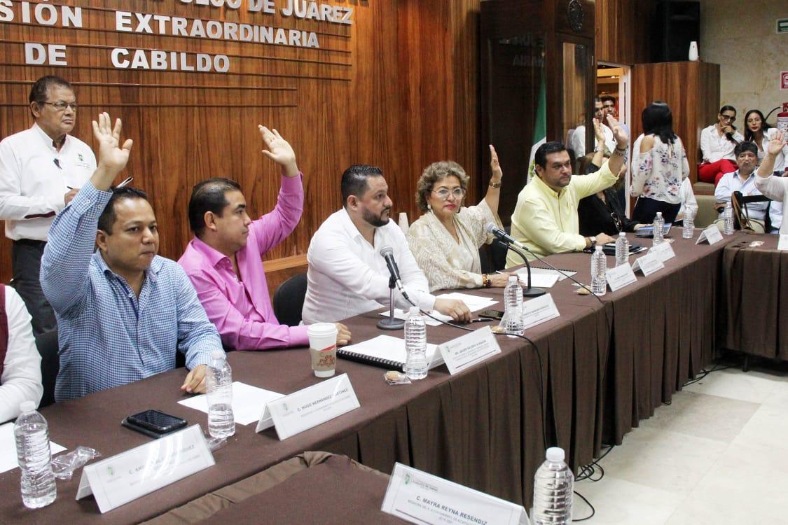 Designa Cabildo de Acapulco secretario de Seguridad Pública