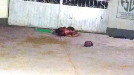 Un desmembrado y un ejecutado, la noche del lunes en Iguala