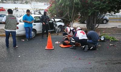 Joven logra frustrar «levantón» en Chilpancingo; un agresor resultó herido