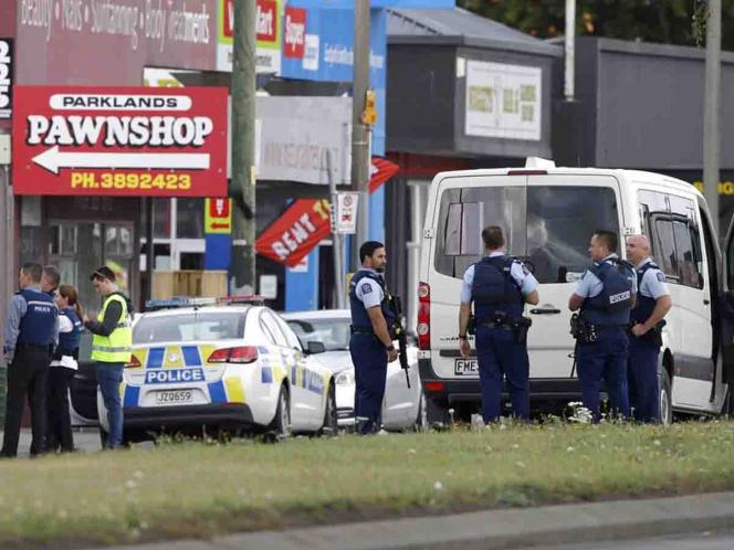 Detenido por matanza en Nueva Zelanda comparece ante tribunal