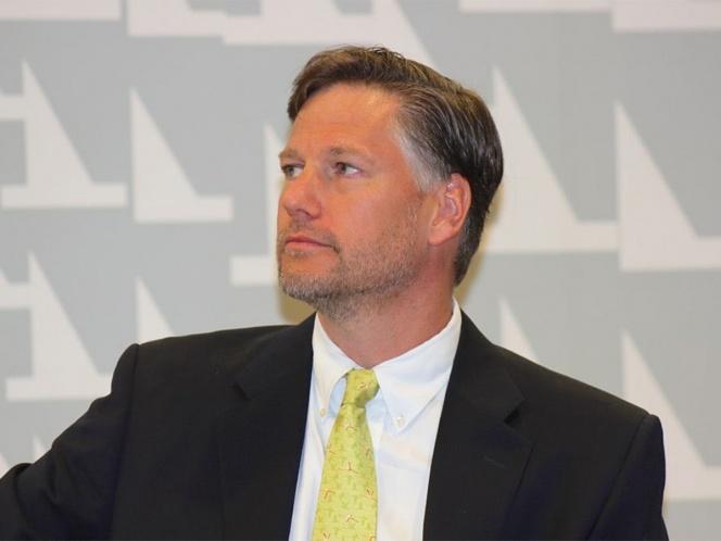 México otorga beneplácito a Christopher Landau como embajador de EU