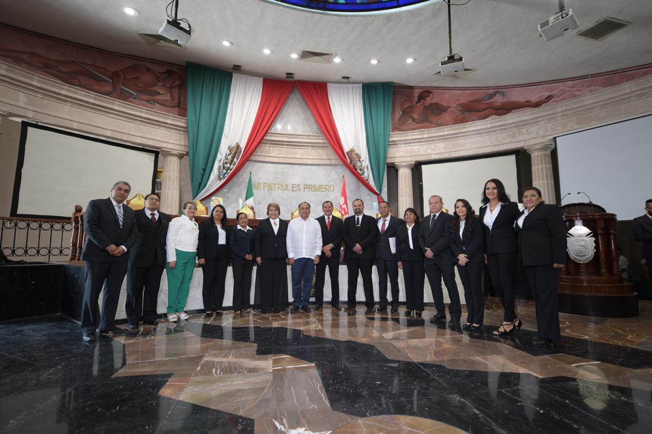 Necesaria profesionalización para perfeccionar el nuevo sistema de justicia penal en México: Héctor Astudillo
