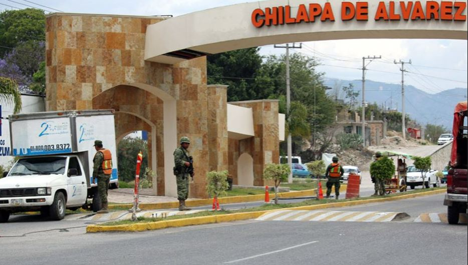Asesinan brutalmente a una mujer en Chilapa