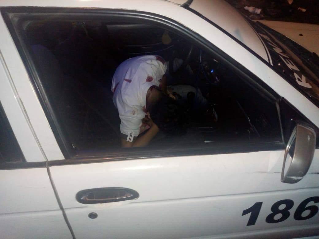 Asesinan a taxista en el Centro de Acapulco