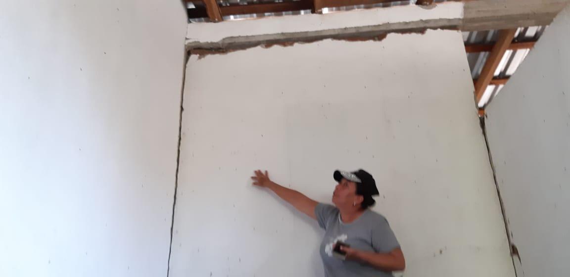 Damnificados por sismos en Papanoa, Guerrero: 5 años viviendo en las ruinas